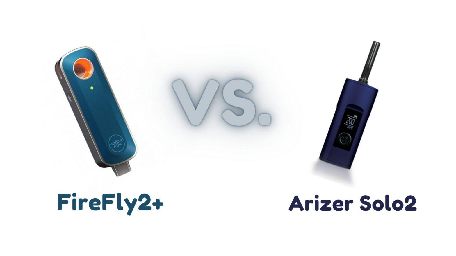 firefly 2- Arizer Solo