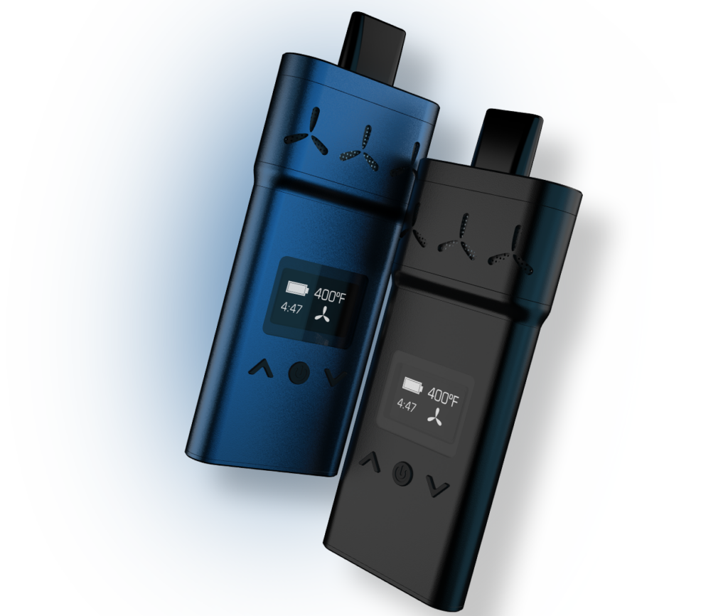 dry herb portable vaporizer Airvape x